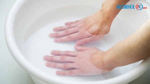 Cách chữa cước tay chân không cần dùng thuốc