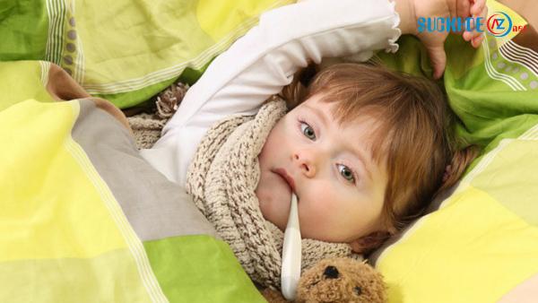 Bài thuốc dân gian trị cảm cúm cho trẻ