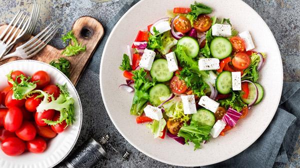 Bí quyết ăn uống khỏe đẹp của người Hy Lạp