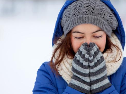 Đề phòng giảm thân nhiệt vào mùa lạnh