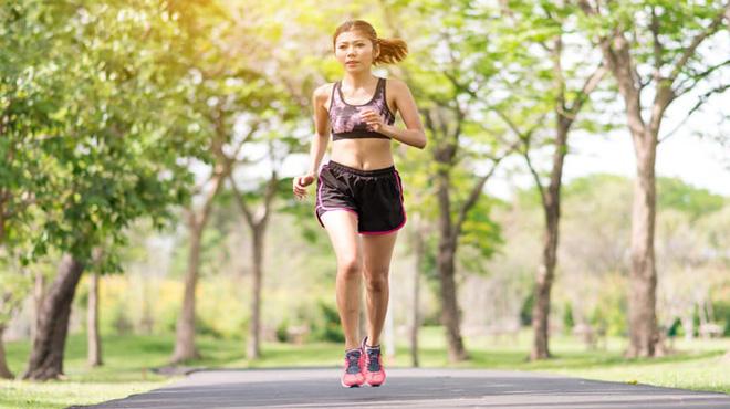 Hướng dẫn chạy bộ giúp thon gọn bắp chân