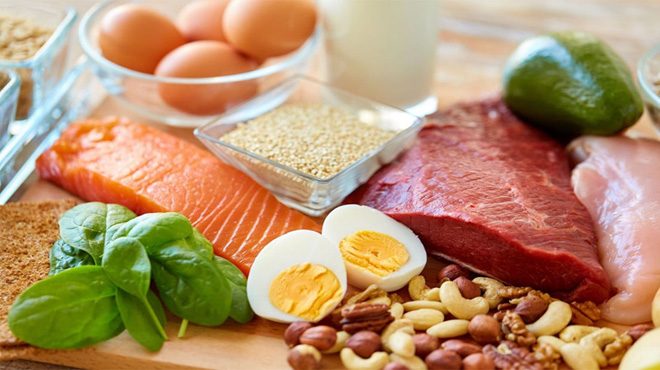 Bí quyết dinh dưỡng hỗ trợ phòng ngừa COVID-19